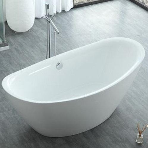 Free Standing Bathtub 06