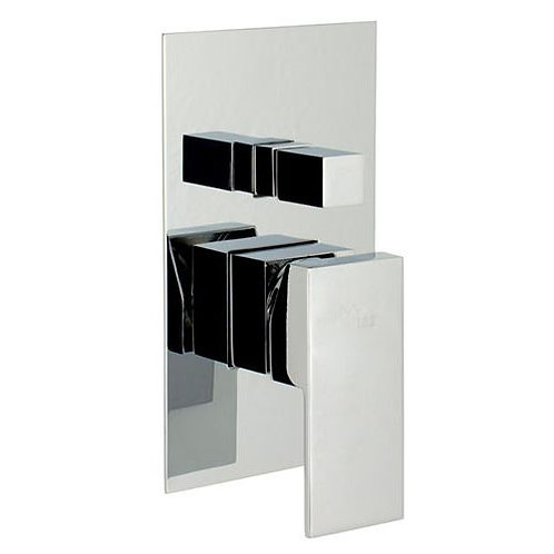Shower valve tub CUBIC