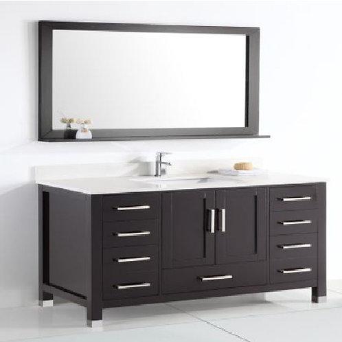 """72"""" Bathroom Vanity 10"""