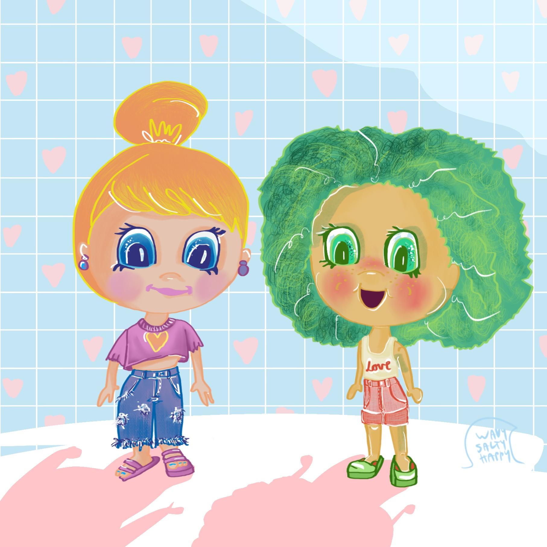 Honey Dolls