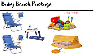 Baby Beach Package