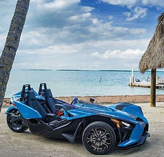 Polaris Slingshot (Automatic)