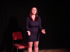 """""""Quiet"""" at The Cranky Cabaret"""