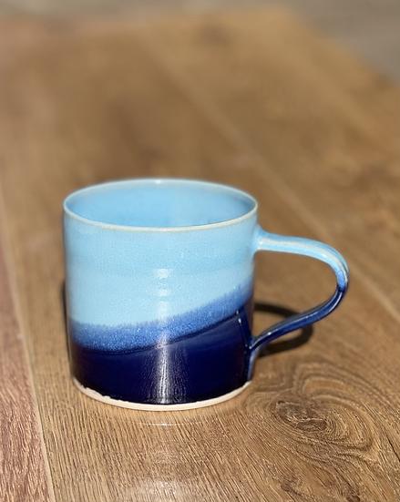 Dalton Mug - Turquoise & Blue