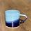Thumbnail: Dalton Mug - Turquoise & Blue