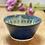 Thumbnail: Dotted Bowl - Fjord Blue/ Pilling Green