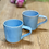 Thumbnail: Espresso Cups - Pair, Turquoise