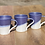 Thumbnail: Beaumont Mugs - Purple & White