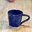 Thumbnail: Espresso Cups - Pair, Fjord Blue