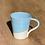 Thumbnail: Beaumont Mugs - Turquoise & White