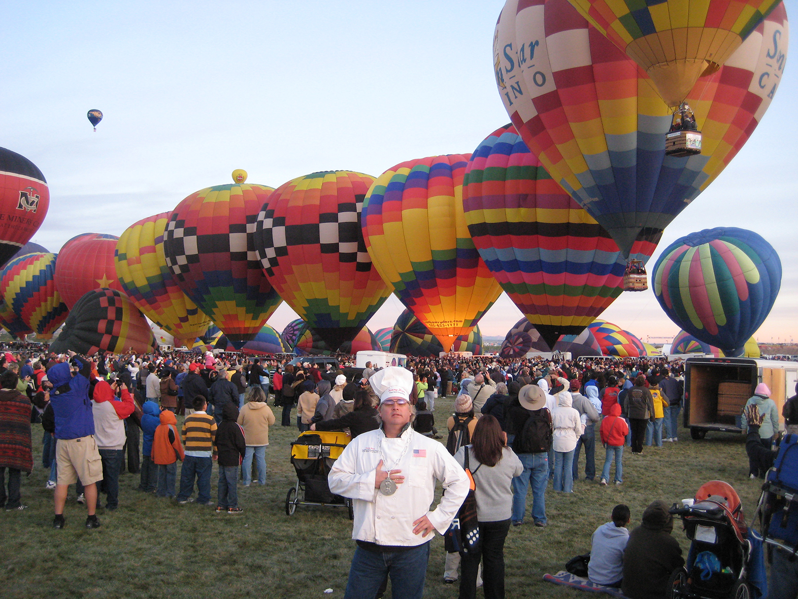 World's Largest Hot Air Balloon Fest