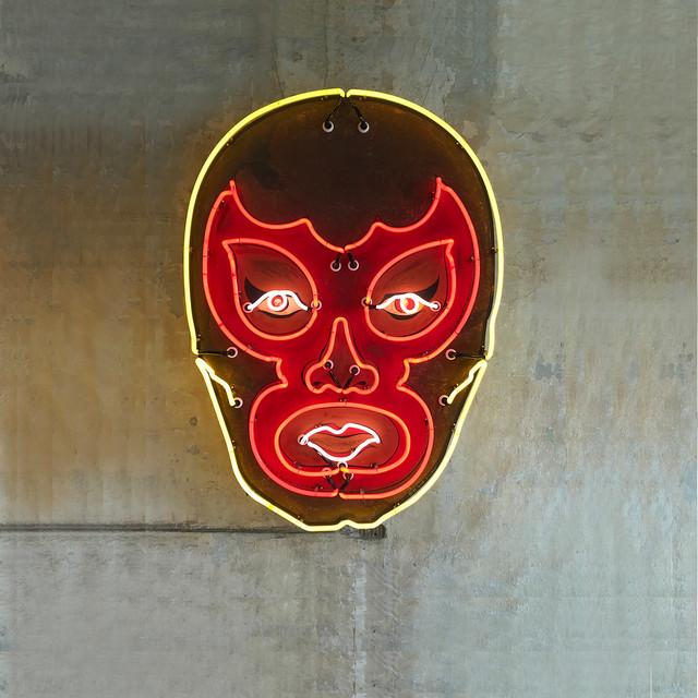 Gold Luchador