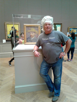 Sonny at The Met NYC