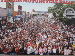 World's Largest Motorcycle Fest