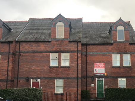 July 2020 INFINITY purchased an office building in Chester and moved our Chester office there