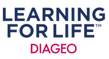 Diageo learning for life logo transparen