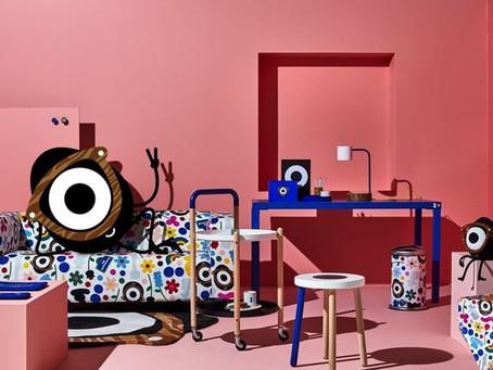 La collection capsule de Sarah Andelman et Craig Redman pour l'ouverture d'Ikea à Paris.
