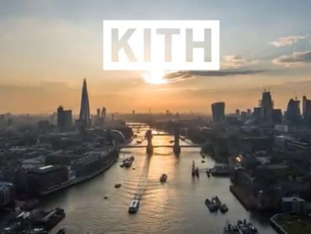 Kith s'ouvre à l'international avec un shop-in-shop chez Selfridges à Londres.