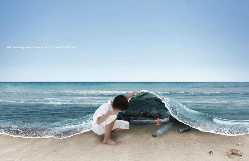 Marseille accueille la 1ère compétition de ramassage de déchets en Europe.