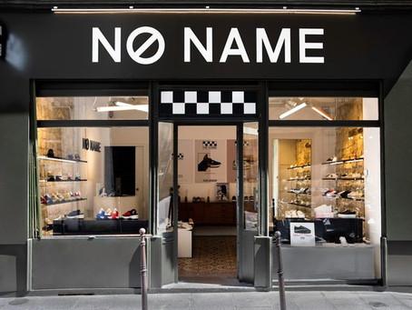 No Name s'offre une première boutique à Paris