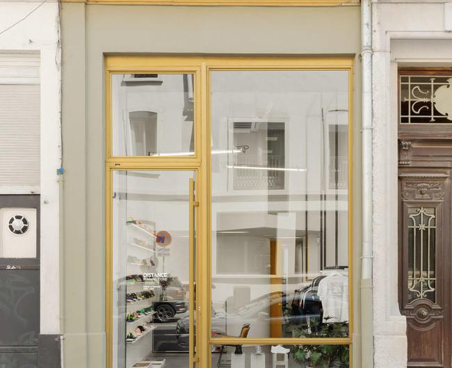 Le magasin de running Distance va ouvrir début juin un espace de 70 mètres carrés à Paris.