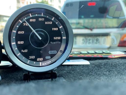 HYUNDAI 現代 Tucson1.6渦輪 安裝Vaitix水溫錶