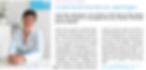 Article Cléon Mag Juillet 2015 sophrologue pôle santé La Traverse