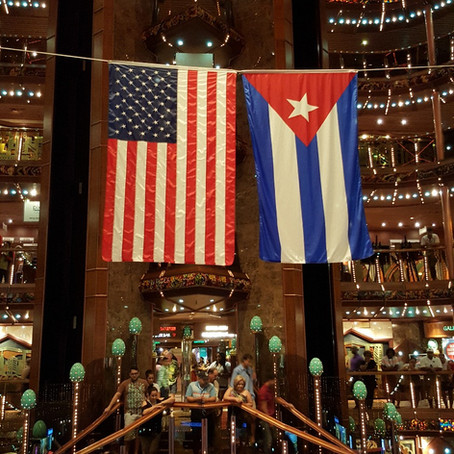 Havana Good Time: A Review of Carnival Paradise's Inaugural Cruise to Havana