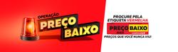 Banner site Operação Preço Baixo