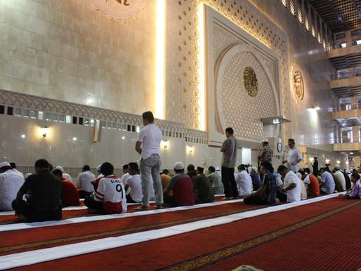 Friday Prayer in Islam