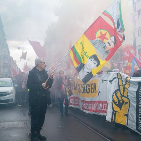 Basel, Rojava und die Herbstmesse