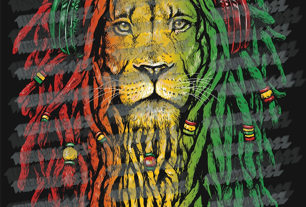 Lion Graphic T-shirts