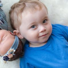 Home Newborn Photography
