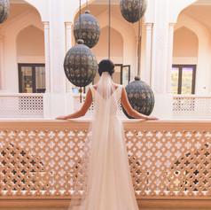 Bride in Shangri-La