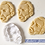 Thumbnail: Van Gogh Cookie Cutter, Cookie Art, Painter