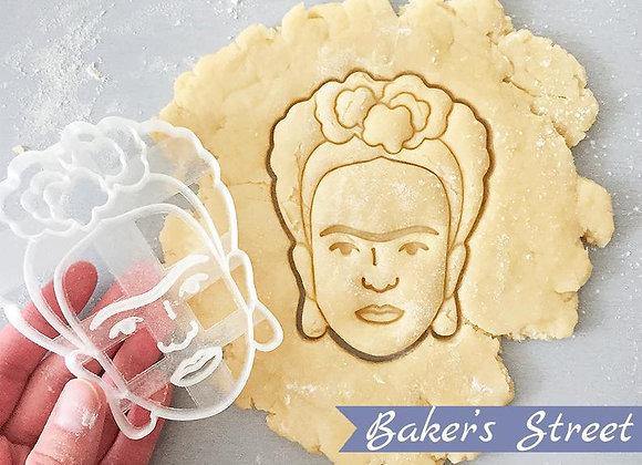 Frida Cookie Cutter
