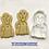 Thumbnail: Munch Scream Cookie Cutter, Cookie Art, Painter