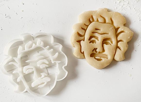 Einstein Cookie Cutter
