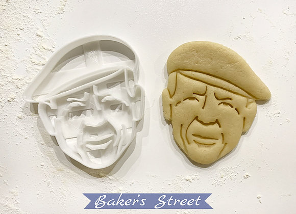 Pablo Picasso Cookie Cutter, Cookie Art, Painter
