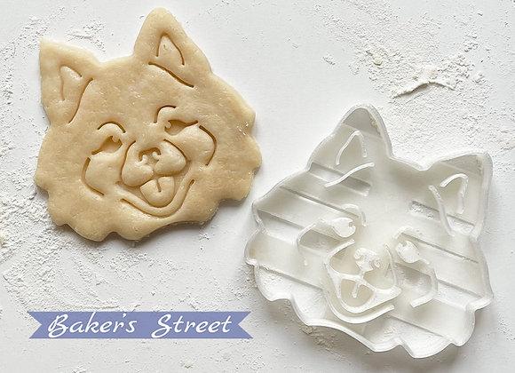 Pomeranian Cookie Cutter