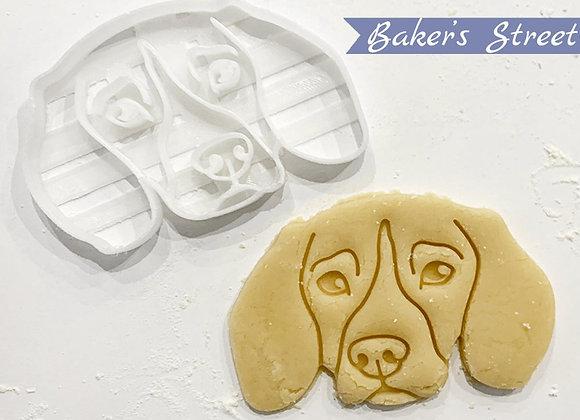 Beagle Cookie Cutter