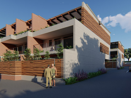 Lynnwood Housing Development