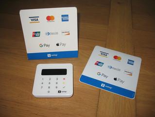 Nouveau moyen de paiement accepté