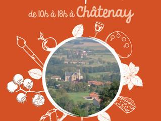 Ce dimanche, rendez-vous au marché d'art, artisanat et saveurs locales de Châtenay