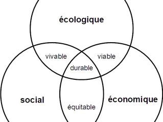 Développement durable vs. Décroissance