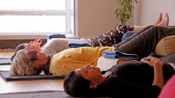 Restorative Yoga in Grey Lynn and Ponsonby