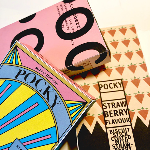 Pocky Packaging Redesign