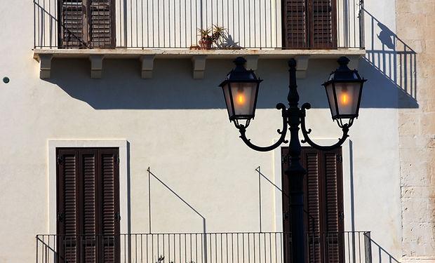 Balcone italiano