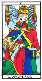 2 - LA PAPESSE