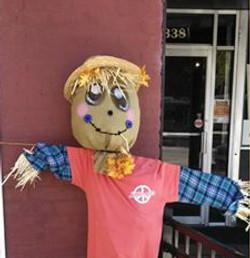 Scarecrow Stroll